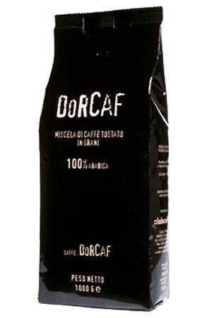 Caffe Dorcaf 100% arabica koffiebonen