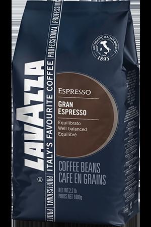 Lavazza Grand Espresso koffiebonen