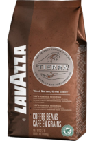 Lavazza fair trade Tierra koffiebonen