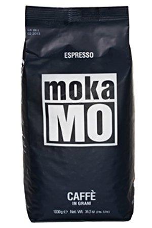 Mokamo Forte koffiebonen