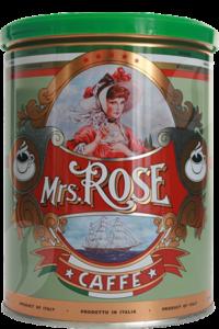 Mrs. Rose espressobonen