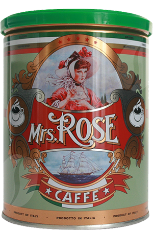 Mrs. Rose espressobonen