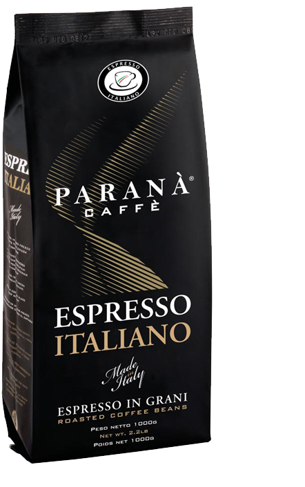 Parana espresso Italiano koffiebonen