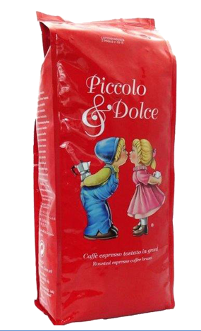 Piccolo & Dolce koffiebonen