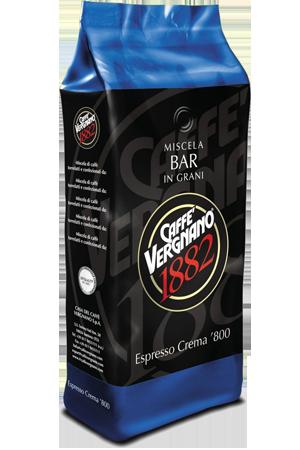 Vergnano espresso crema koffiebonen