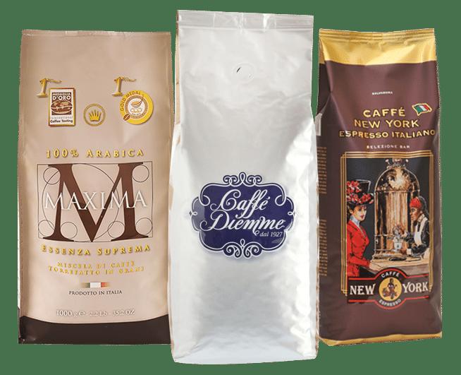 Koffie proefpakket Premium